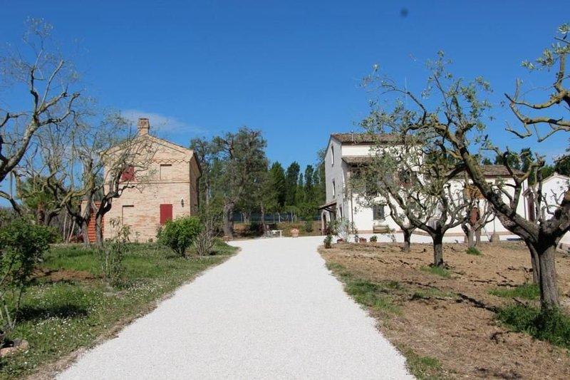 Ferienwohnung Sant'Elpidio a Mare für 8 Personen mit 4 Schlafzimmern - Ferienhau, location de vacances à San Tommaso Tre Archi