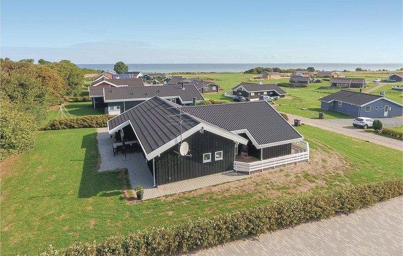 3 Zimmer Unterkunft in Nordborg, alquiler vacacional en Helnaes