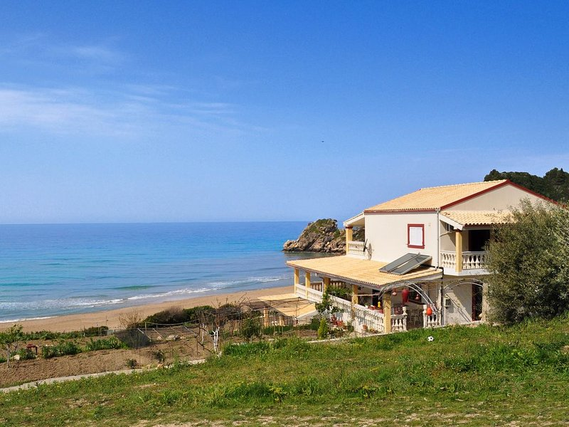 Strandhaus Tolis am Pelekas Beach, vakantiewoning in Pelekas