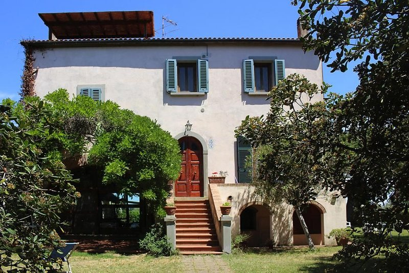 Ferienanlage Azienda Canova Seconda, Marina di Grosseto, vacation rental in Ponti di Badia