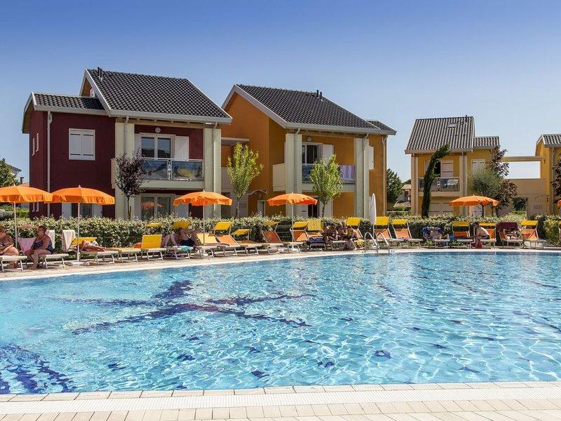 Ferienwohnung - 7 Personen*, 64m² Wohnfläche, 2 Schlafzimmer, Internet/WIFI, holiday rental in Cavallino