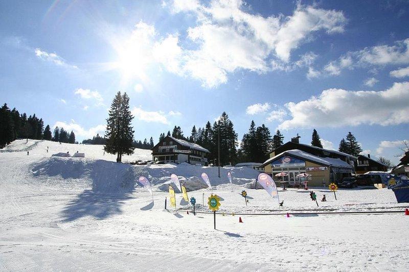 Ferienanlage Grafenmatt, Feldberg, location de vacances à Aftersteg