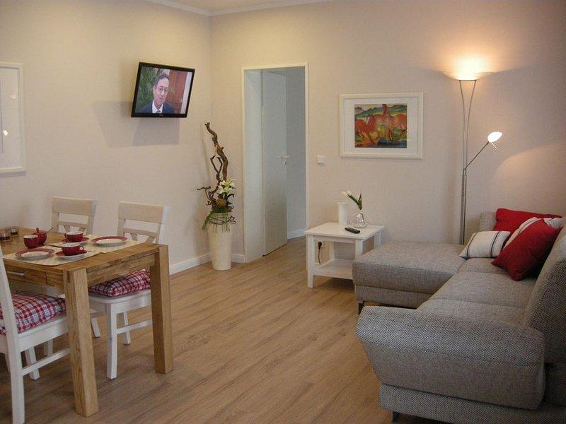 Ferienwohnung/App. für 3 Gäste mit 57m² in Prerow (47224), holiday rental in Ostseebad Prerow