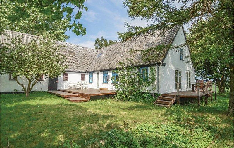3 Zimmer Unterkunft in Stubbekøbing, location de vacances à Bogoe
