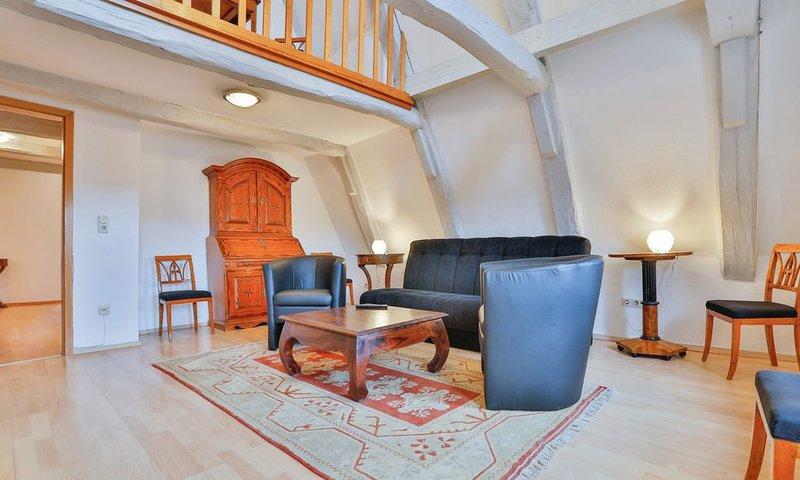Coco Apartment MICHAEL für bis zu 6 Personen, aluguéis de temporada em Ratzeburg