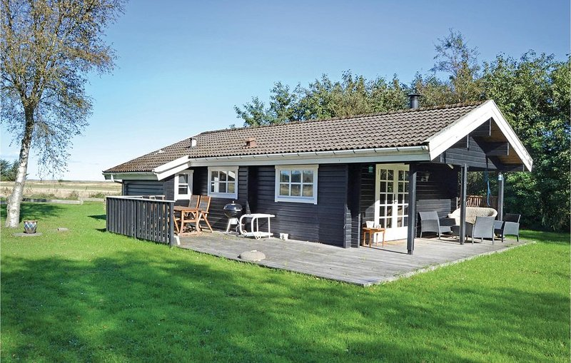2 Zimmer Unterkunft in Strandby, vacation rental in North Jutland