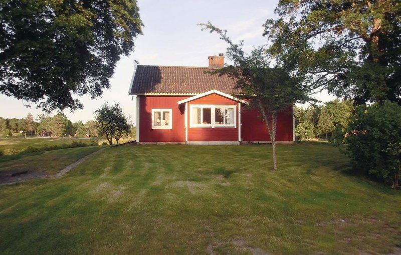 3 Zimmer Unterkunft in Annerstad – semesterbostad i Ljungby