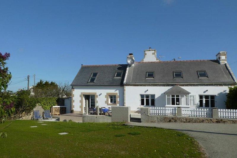 Ferienhaus, Plogoff, holiday rental in Plogoff