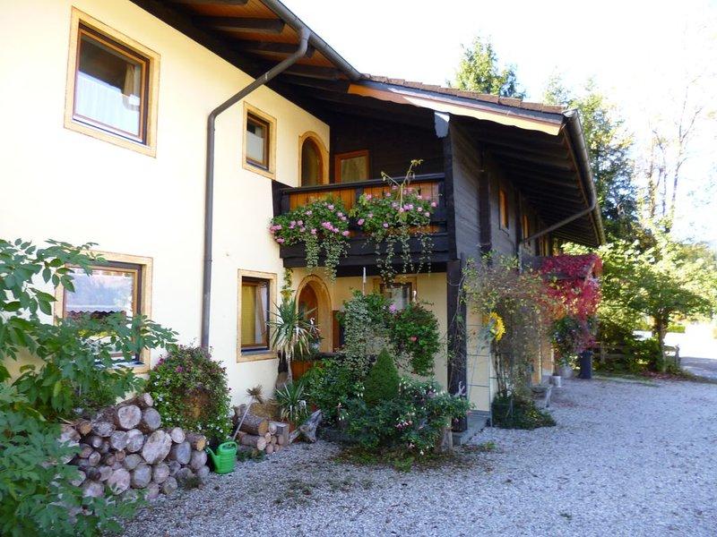 Bei Tonis Appartements sind Sie richtig!, holiday rental in Berchtesgaden