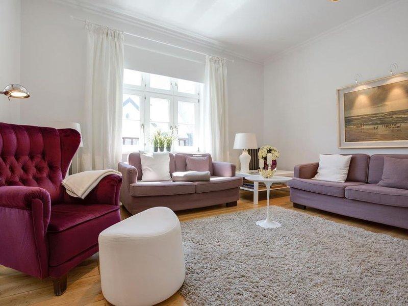 Die Schlosserei - Luxus in der Friedrichstraße, holiday rental in Sylt-Ost