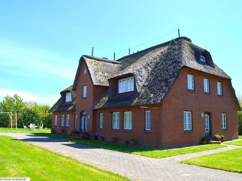 Ferienwohnung/App. für 2 Gäste mit 25m² in Dunsum (120066), holiday rental in Norddorf