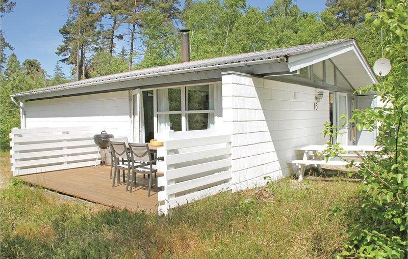 3 Zimmer Unterkunft in Nexø, location de vacances à Pedersker
