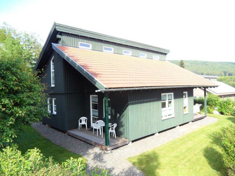 Ferienhaus Waldmünchen Tb1 50qm bis 4Pers (13b) WLAN und Erlebnisbadnutzung inkl, holiday rental in Treffelstein
