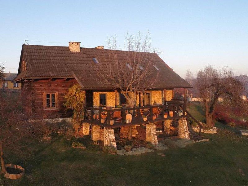 Ferienhaus Pilica für 1 - 12 Personen mit 5 Schlafzimmern - Ferienhaus, location de vacances à Pilica