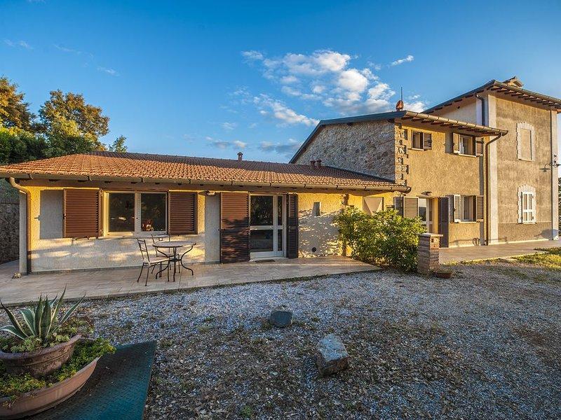Neue FeWo für 4 Personen im Herzen der Toskana 'La Sughera', alquiler vacacional en Monterotondo Marittimo