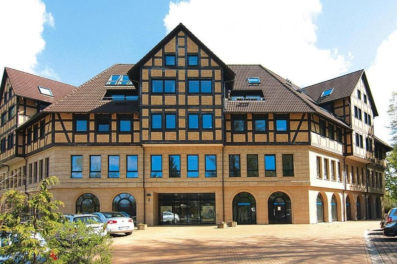 Residence Park am Schweriner See, Schwerin, aluguéis de temporada em Neuhof