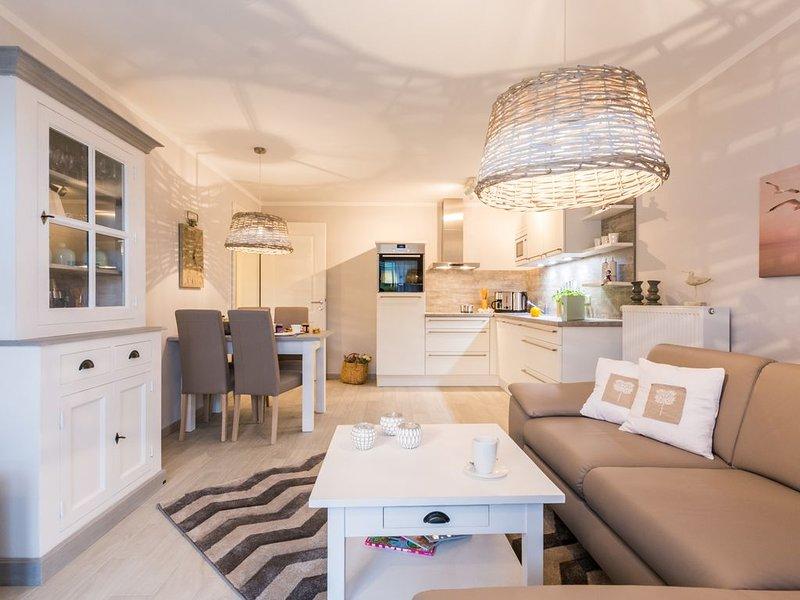 Ferienwohnung/App. für 3 Gäste mit 50m² in Zingst (69099), vacation rental in Zingst