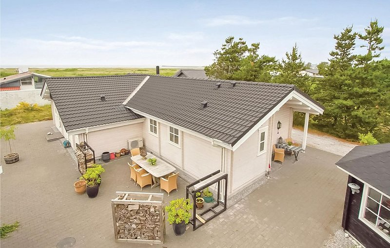 3 Zimmer Unterkunft in Ebeltoft, casa vacanza a Ebeltoft