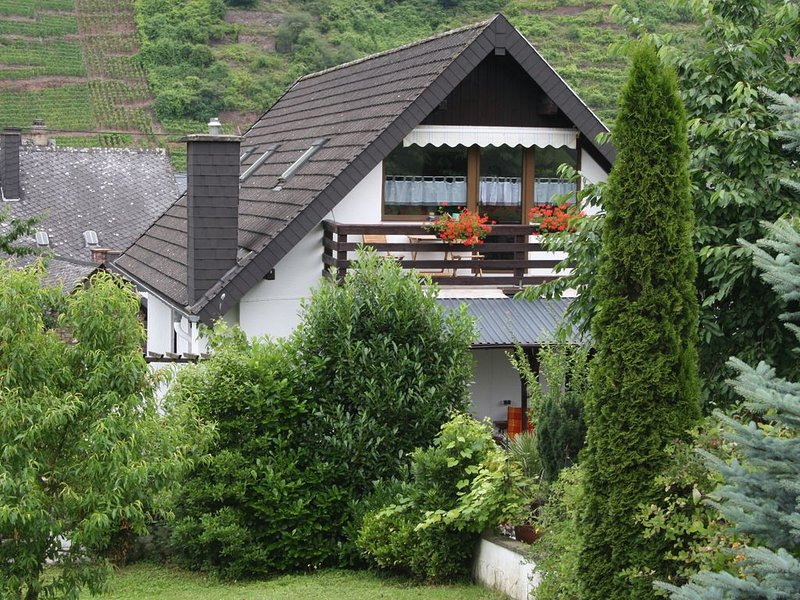 Ferienwohnung/App. für 4 Gäste mit 90m² in Ellenz-Poltersdorf (93627), holiday rental in Lieg