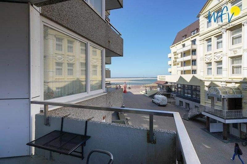 Ferienwohnung in Strandnähe!, location de vacances à Borkum