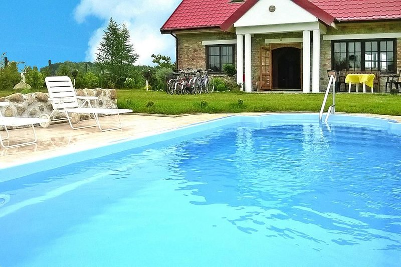 Ferienhaus, Anielino, holiday rental in Maszewo