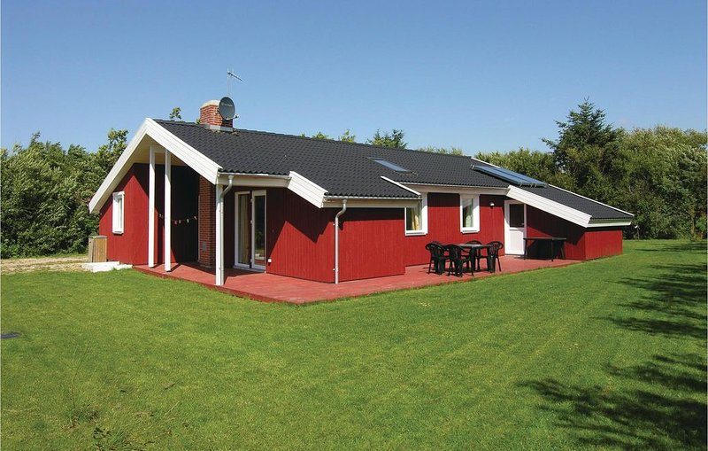 3 Zimmer Unterkunft in Vestervig, vacation rental in North Jutland