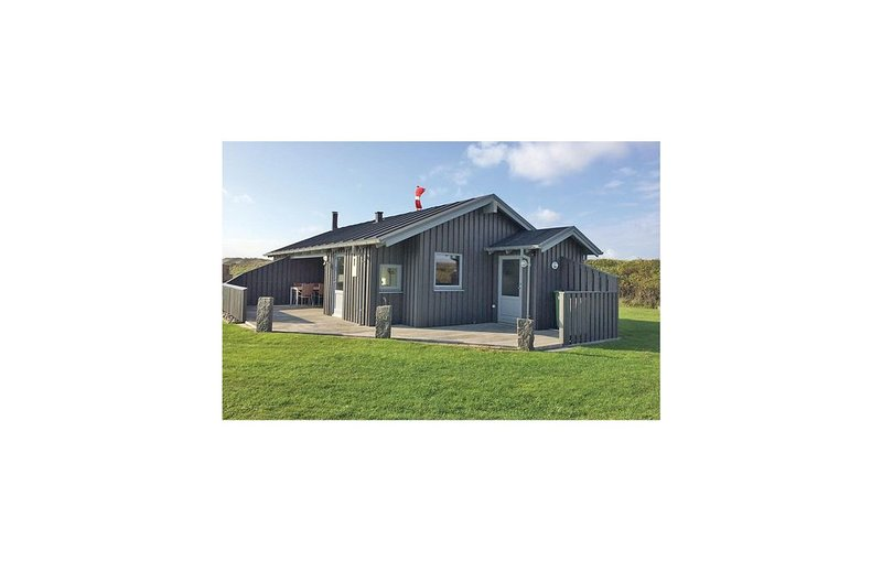 2 Zimmer Unterkunft in Vestervig, vacation rental in North Jutland