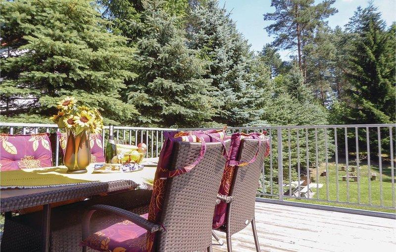 1 Zimmer Unterkunft in Biskupiec, casa vacanza a Biskupiec