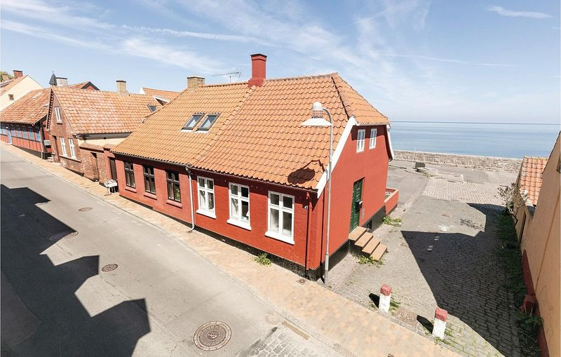 1 Zimmer Unterkunft in Allinge, location de vacances à Allinge