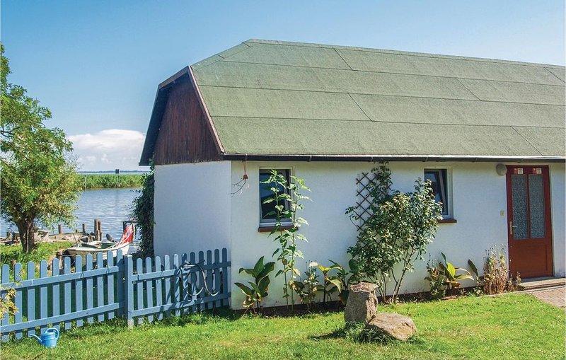 2 Zimmer Unterkunft in Usedom, location de vacances à Friedland
