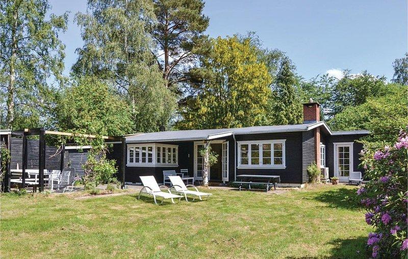 3 Zimmer Unterkunft in Hornbæk – semesterbostad i Hornbaek