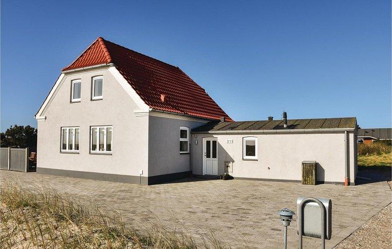 3 Zimmer Unterkunft in Ringkøbing, vacation rental in Ringkobing