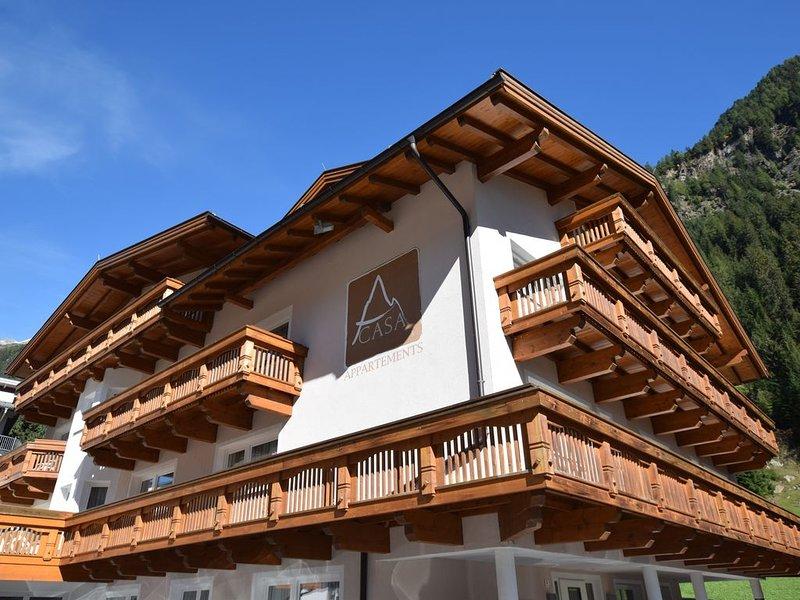 Ferienwohnung/App. für 4 Gäste mit 56m² in Sölden (94861), location de vacances à Kaisers