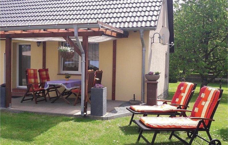 2 Zimmer Unterkunft in Alt Schwerin, holiday rental in Silz
