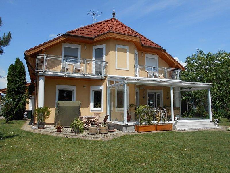 Ferienwohnung/App. für 6 Gäste mit 80m² in Balatonfenyves (77993), alquiler vacacional en Balatonfenyves