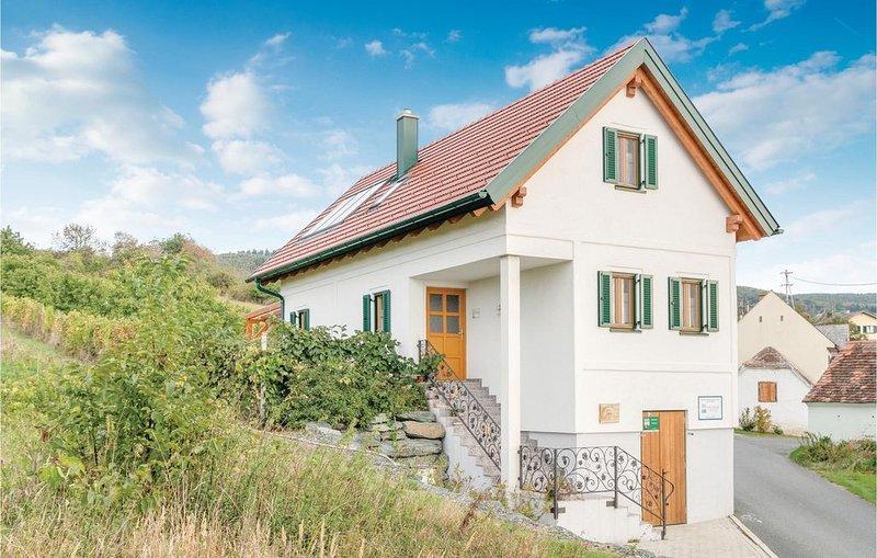 3 Zimmer Unterkunft in Rechnitz, holiday rental in Zsira