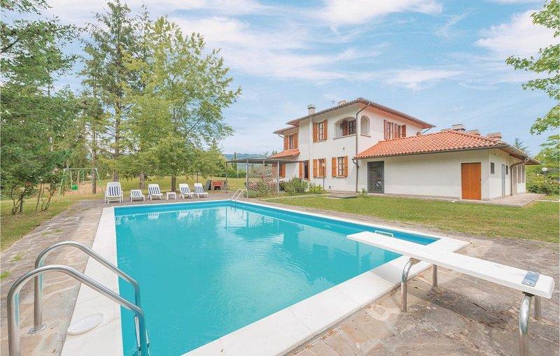 4 Zimmer Unterkunft in Vicchio di Mugello FI, location de vacances à Sagginale