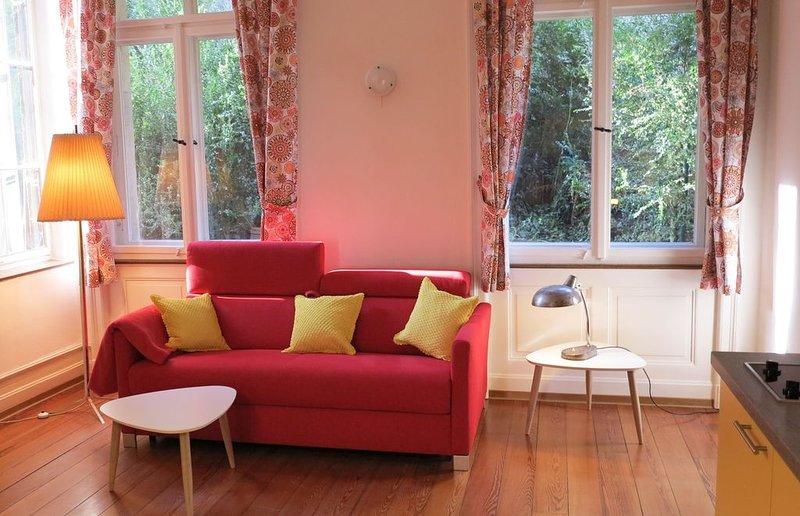 Liebevoll eingerichtetes Appartement, holiday rental in Moetzingen