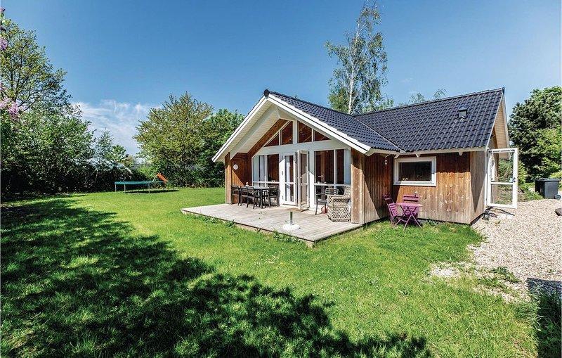 2 Zimmer Unterkunft in Slagelse, alquiler de vacaciones en West Zealand