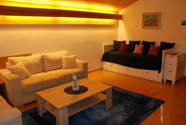 Ferienwohnung Wildhaus für 2 - 4 Personen mit 1 Schlafzimmer - Ferienwohnung, vacation rental in Wildhaus