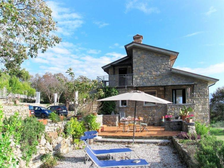 Ferienwohnung Appartamento Marepietra (LER111) in Lerici - 6 Personen, 3 Schlafz, vacation rental in Fiascherino