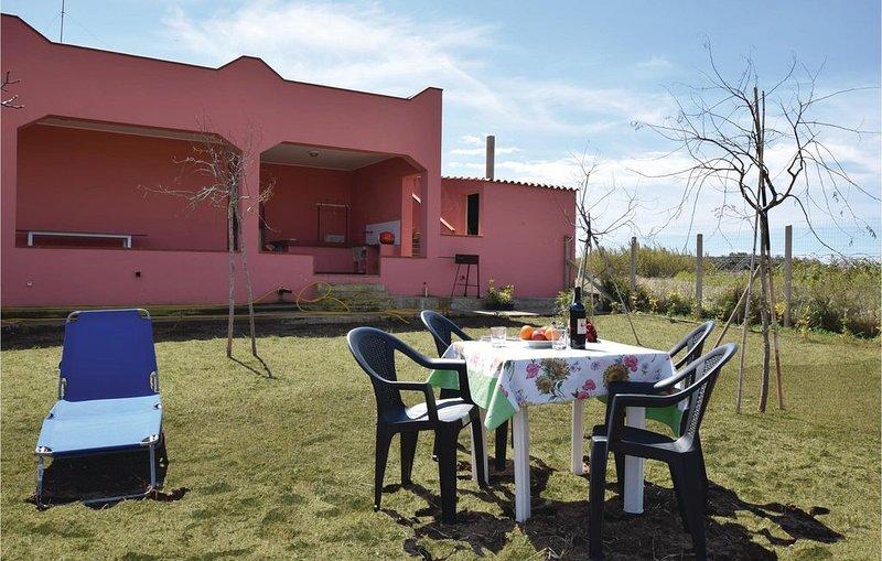 4 Zimmer Unterkunft in Portopalo (SR), alquiler de vacaciones en Portopalo di Capo Passero
