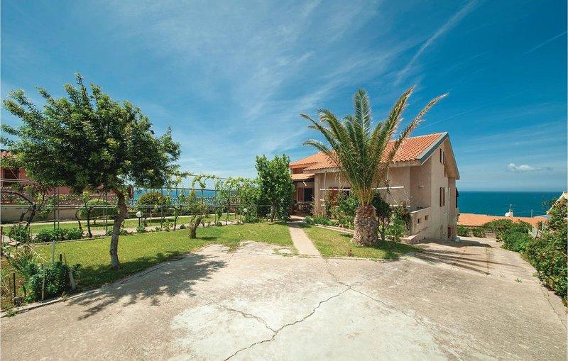 2 Zimmer Unterkunft in Porto Alabe, location de vacances à Porto Alabe