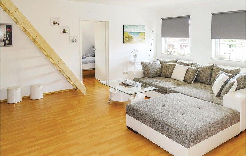 2 Zimmer Unterkunft in Insel Poel OT Timmendo, holiday rental in Timmendorf