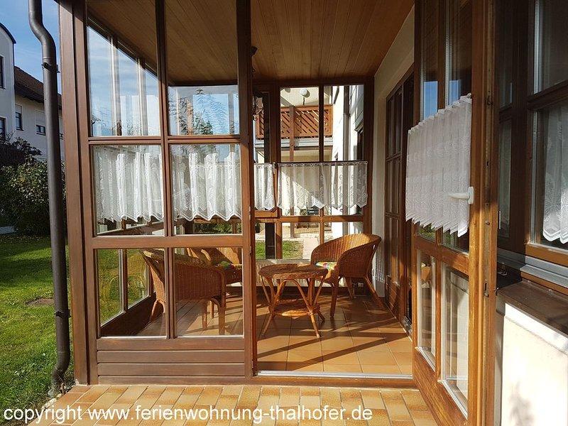 Thermen (Niederbay.Bäderdreieck), Wellness, Golf, Kunst, Kultur, vorzügl.Essen, vacation rental in Eggenfelden
