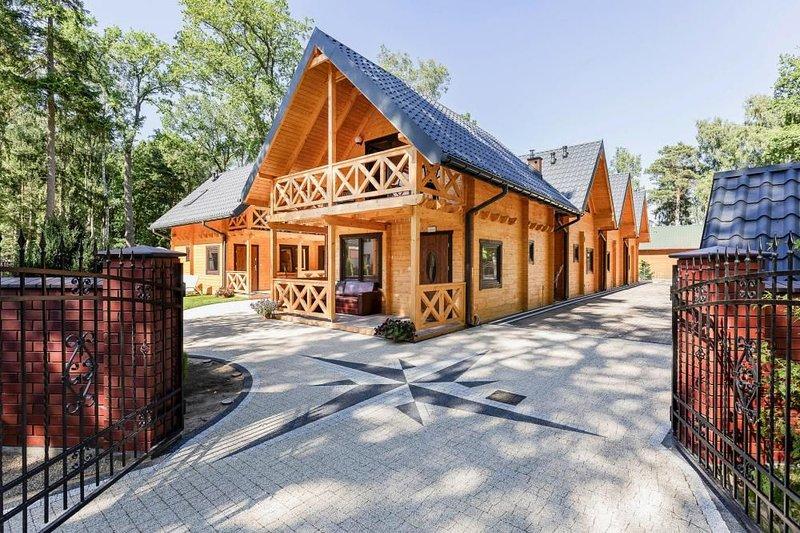 Ferienanlage, Pobierowo, holiday rental in Niechorze