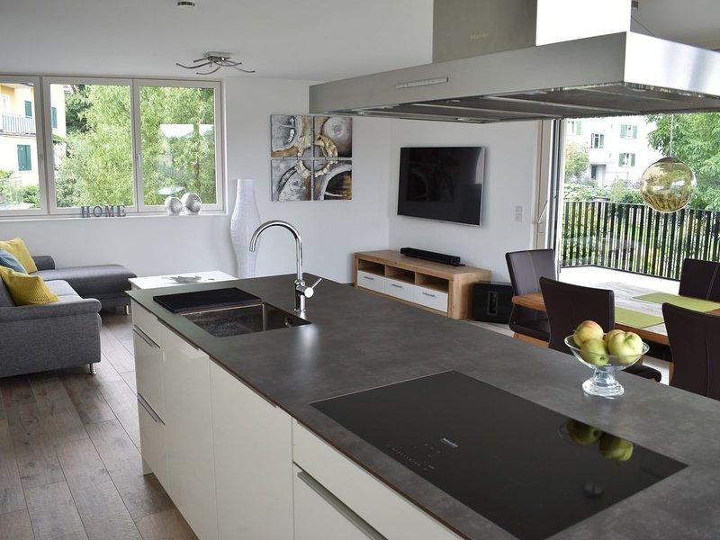 moderne tolle Wohnung (ca. 110 m²), Ferienwohnung in Vorarlberg