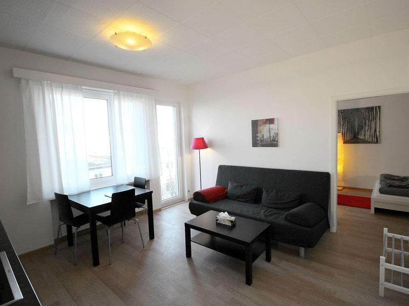 ZH Olive - Letzigrund HITrental Apartment, location de vacances à Obfelden