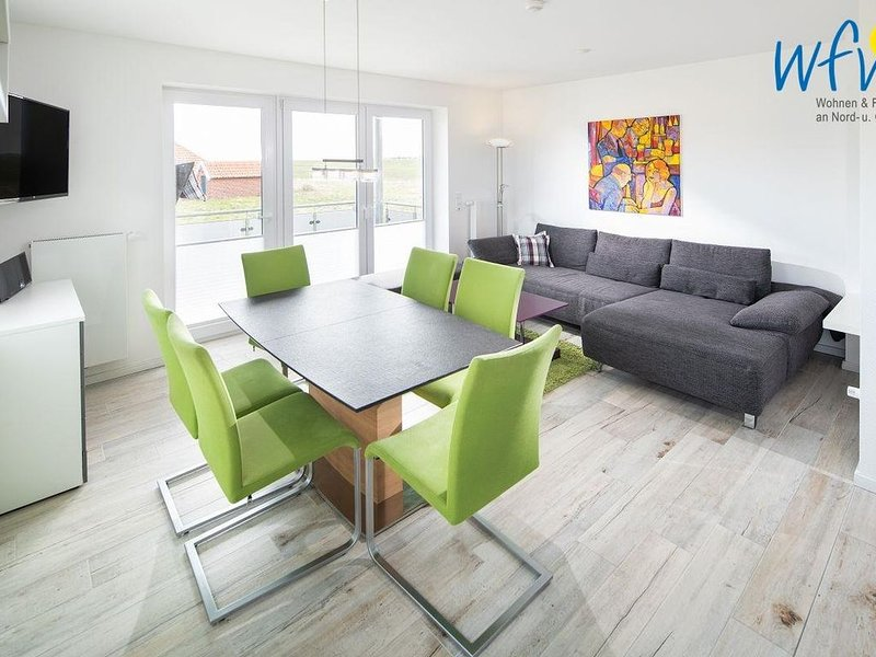 Strandnah, modern und komfortabel!, location de vacances à Norderney