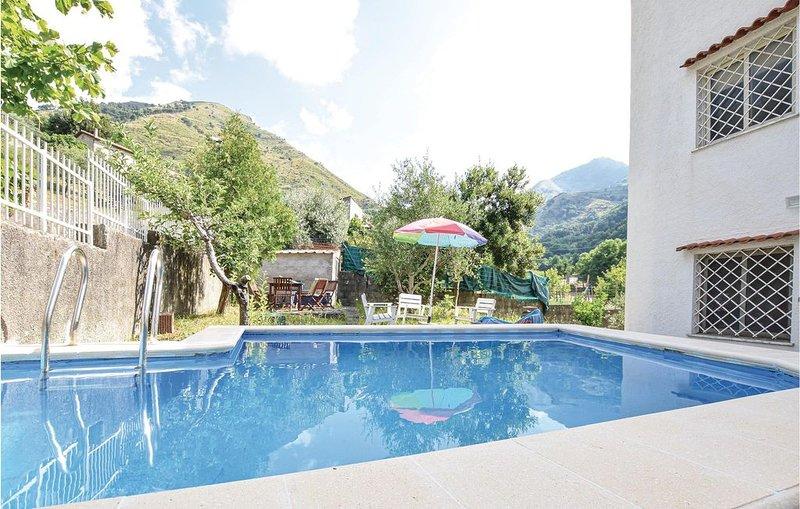3 Zimmer Unterkunft in Sangineto CS, vakantiewoning in Sangineto